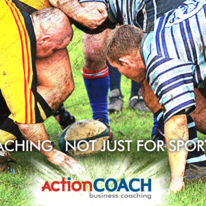 Coaching. Not just for sports
